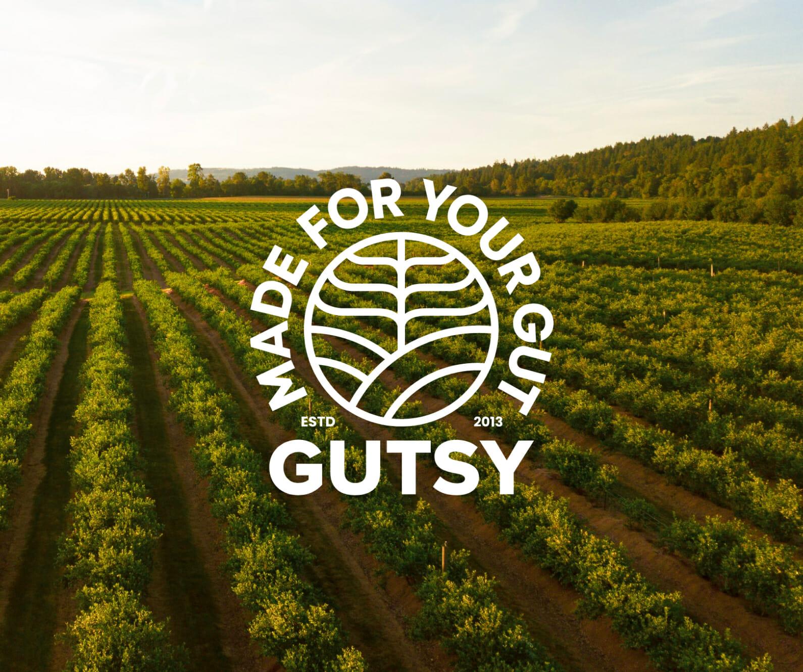 A tasty brand remake for Gutsy