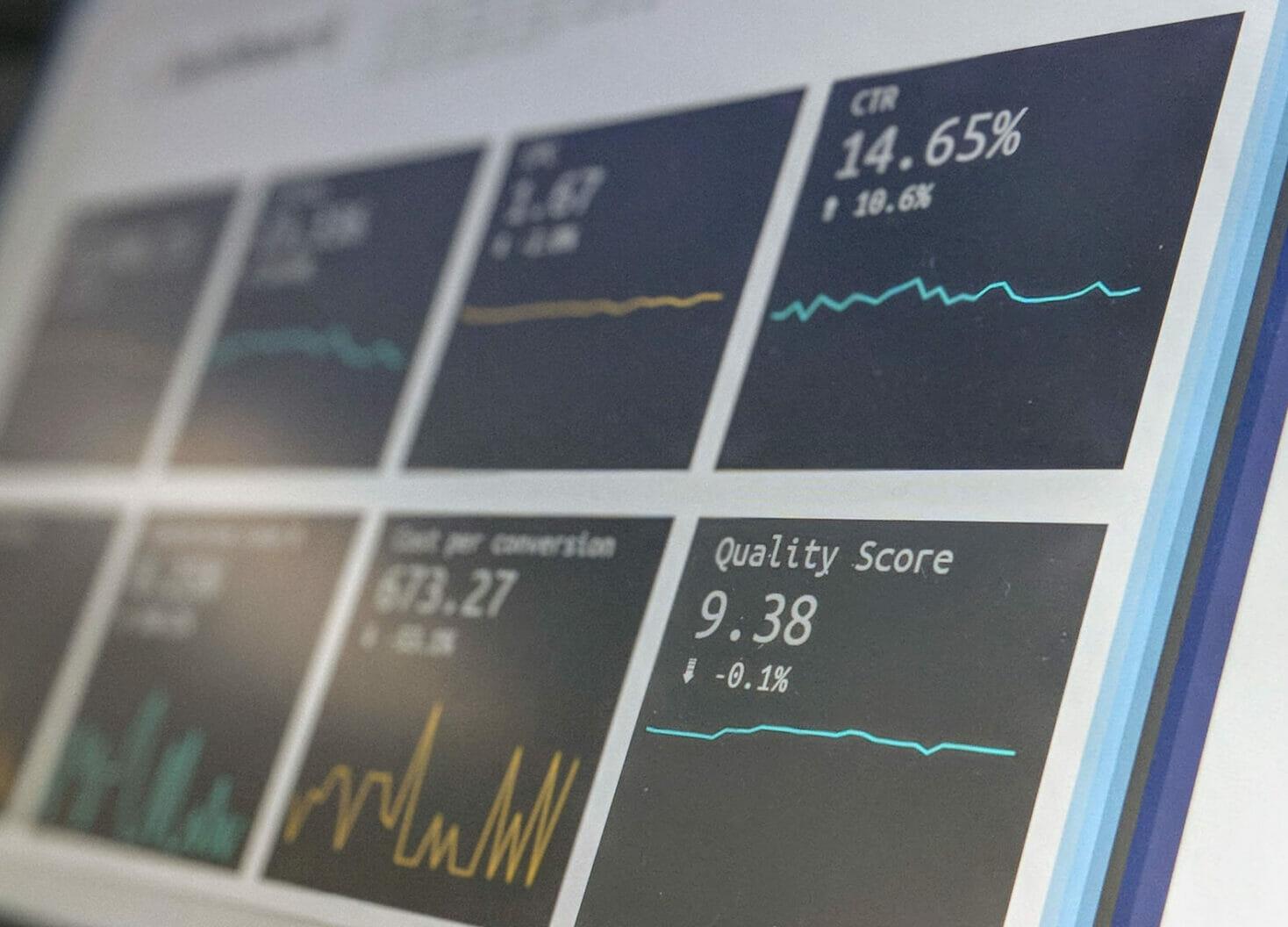 Turning data into business intelligence