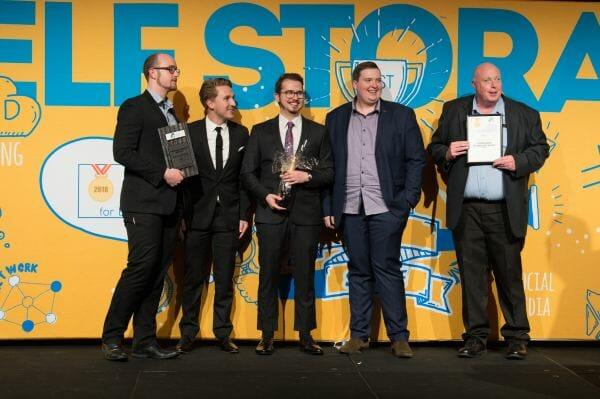Centreforce Technology Group Wins Major industry Award Again